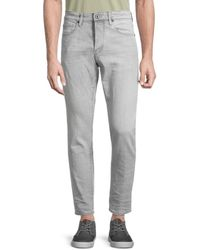 G-Star RAW 3301 Straight Tapered-fit Jeans - Grey