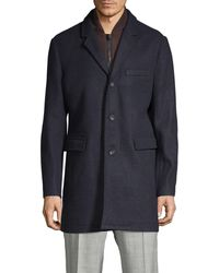 Michael Kors Classic Heathered Coat - Gray