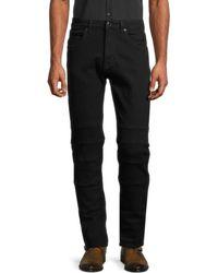 Karl Lagerfeld Motto Regular-fit Jeans - Black