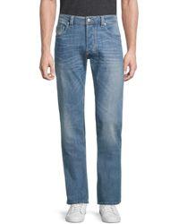 DIESEL Men's Larkee Regular Straight Jeans - Denim - Size 31 - Blue