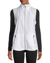 Nanette Lepore - Classic Full-zip Jacket - Lyst