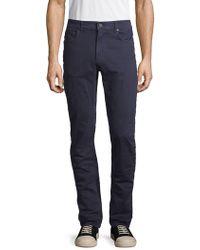 DKNY - Classic Slim-fit Pants - Lyst