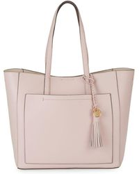Cole Haan - Natalie Leather Tote Bag - Lyst