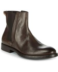 Bacco Bucci - Ederson Leather Chelsea Boots - Lyst