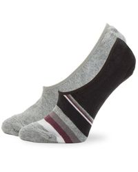 Saks Fifth Avenue - Two-pack Liner Socks - Lyst