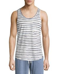Threads For Thought - Cotton Stripe Tank - Lyst