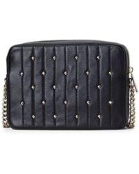 Kate Spade Medium Amelia Leather Camera Bag - Black