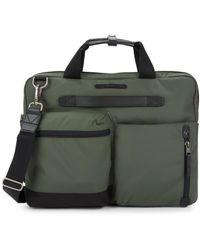 Tumi Acer Briefcase - Hunter Green