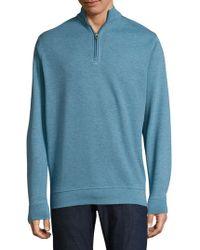 Peter Millar - Crown Comfort Long-sleeve Sweatshirt - Lyst