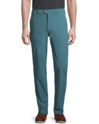 Greyson Men's Montauk Stretch Trousers - Eastern - Size 40 32 - Blue