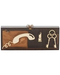 Charlotte Olympia - Essential Clutch & Pouch Set - Lyst