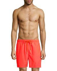 Tommy Bahama Men's Naples Swim Shorts - Voyager Blue - Size M - Multicolor