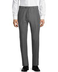 Armani Straight-leg Pants - Grey