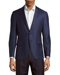Saks Fifth Avenue - Textured Sportcoat - Lyst