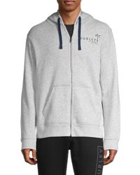 Hurley Tropical Mindstate Graphic Hoodie - Black