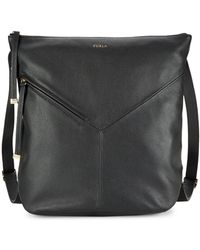 Furla - Holly M Leather Backpack - Lyst