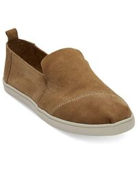 TOMS - Deconstructed Alpargata Slip-on Trainers - Lyst
