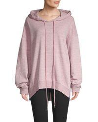 Zadig & Voltaire Akiko Oversize Sweater - Pink