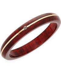 Alor Sterling Silver & Quartz Ring - Multicolour