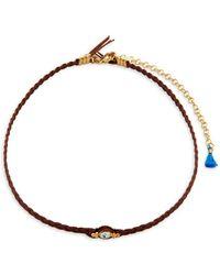 Shashi - Ballerina 18k Gold-plated Choker Necklace - Lyst