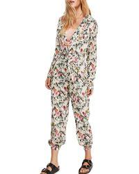 Free People Sierra Floral Jumpsuit - Multicolor