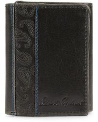 Robert Graham - Myron Leather Trifold Wallet - Lyst