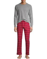 UGG Steiner 2-piece Pajama Set - Gray
