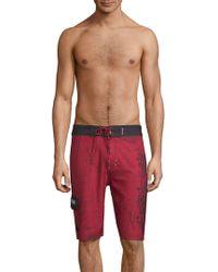 Affliction - A-frame Boardshorts - Lyst