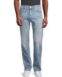 True Religion Ricky Flap-pocket Jeans - Blue