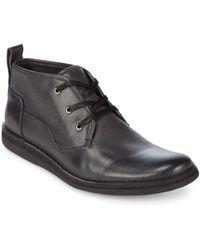 John Varvatos - Star Leather Boots - Lyst