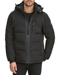 Andrew Marc Huxley Down-filled Jacket - Green