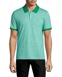 Original Penguin Short-sleeve Cotton Polo - Green