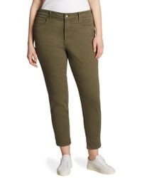 NYDJ - Alex Ankle Trousers - Lyst