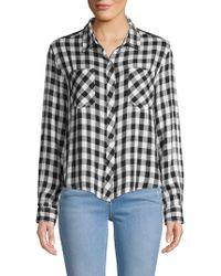 f1af33029 C&C California - Plaid Woven Button-down Shirt - Lyst