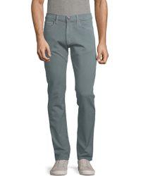 J Brand - Tyler Stretch Twill Slim-fit Jeans - Lyst