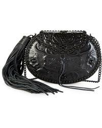 Sam Edelman - Rosaleen Embellished Crossbody Bag - Lyst