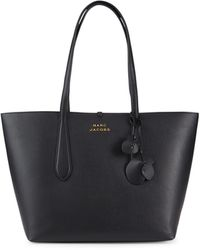 Marc Jacobs The Deco Tote - Black