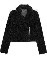 Theory Slim Moto Jacket - Black