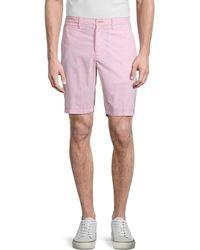 Original Penguin Slim-fit Shorts - Pink