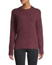 Vince - Wool-blend Sweater - Lyst