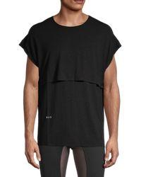 Siki Im Men's Baggy Muscle T-shirt - Black - Size L