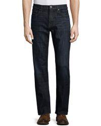 J Brand | Kane Straight Jeans | Lyst