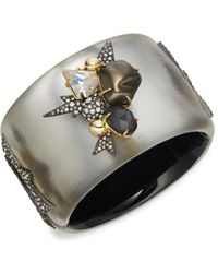 Alexis Bittar Women's Multi-stone Cluster Bracelet - Multicolour