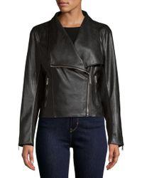 BCBGeneration - Long-sleeve Full-zip Jacket - Lyst