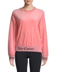 Juicy Couture Knit Pullover - Pink
