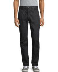 PRPS Slim-fit Mid-rise Jeans - Black