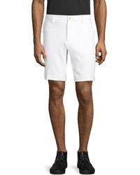 J.Lindeberg Micro Stretch Golf Shorts - Blue