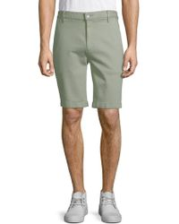 7 For All Mankind - Classic Chino Shorts - Lyst