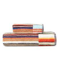 Missoni Warren 2-piece Bath & Hand Towel Set - Multicolour