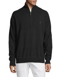 Polo Ralph Lauren - Logo Cashmere Jumper - Lyst
